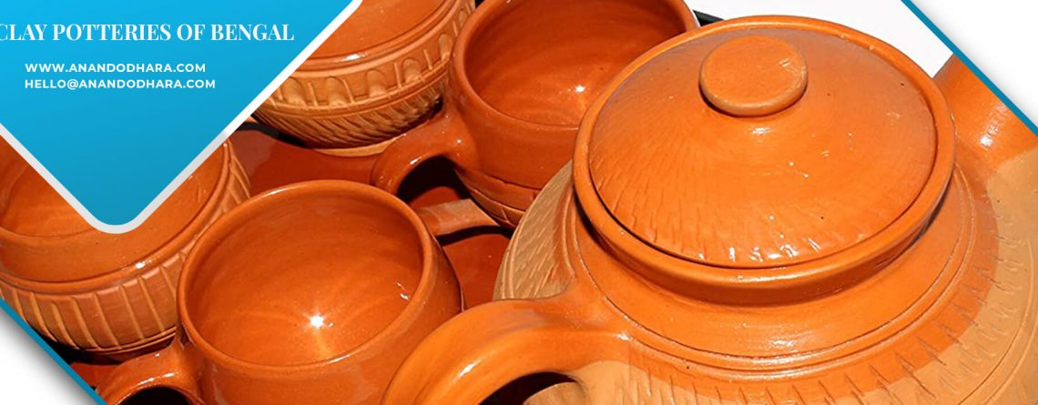 clay potteries of bengal